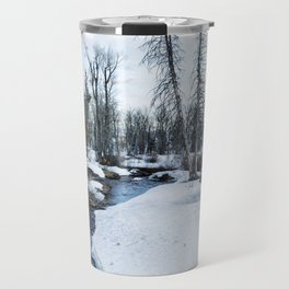 Dreaming of Cottonwood Creek Travel Mug