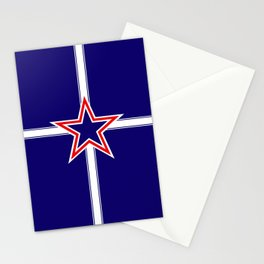 Southern Cross flag  Stationery Cards