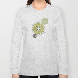 Modern Spiro Art #5 Long Sleeve T-shirt