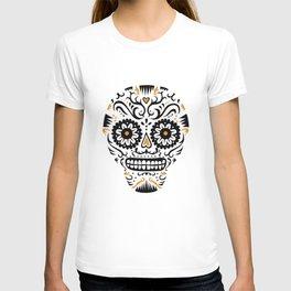 Sugar Skull SF - white T-shirt