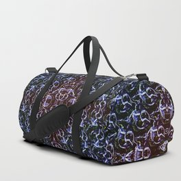 Ascension Convergence Pattern Duffle Bag