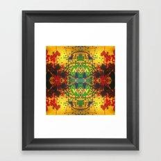 FX#191 - Inkblotticus Framed Art Print