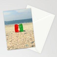 Gummy Bear Beach Kiss Stationery Cards