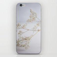 Soft flowers iPhone & iPod Skin