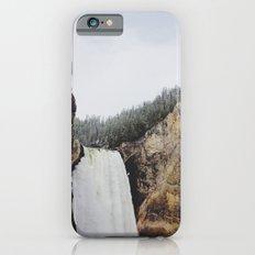 Lower Yellowstone Falls Slim Case iPhone 6s
