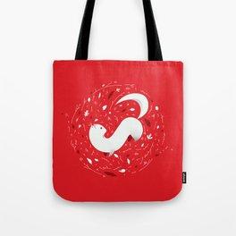 cute mink  Tote Bag