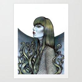 Impendere Art Print