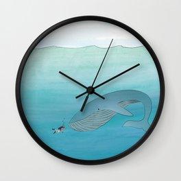 The Depths Wall Clock