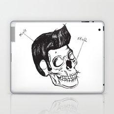 Elvis Skull Laptop & iPad Skin