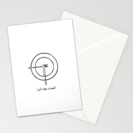 Eating Culture Vol.4 - Let's have a break! Stationery Cards