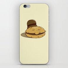 Burger Fiend iPhone & iPod Skin