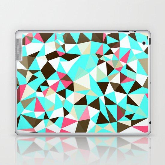 Cherry Mint Choco Tris Laptop & iPad Skin
