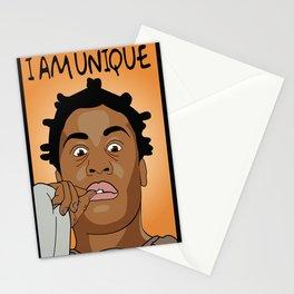 Crazy Eyes Stationery Cards
