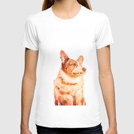 Corgi 1 T-shirt