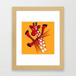 minima - derrraffe Framed Art Print