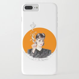 Blade Runner - Rachel iPhone Case