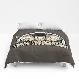 The Three Stoogebergs Comforters