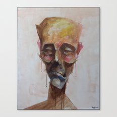Drowsy Portraits - Unplugged Canvas Print