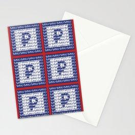 Lucky Money (RUB) Stationery Cards