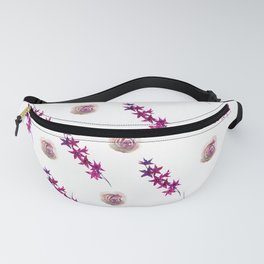 floral pattern b Fanny Pack