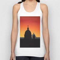 italy Tank Tops featuring Italy by Nove Studio