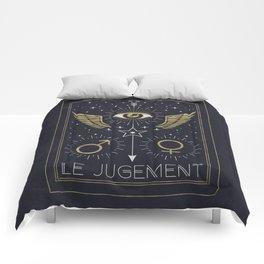 Le Jugement or The Judgement Tarot Comforters