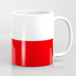 flag of Czech 2 -Czechia,Česko,Bohemia,Moravia, Silesia,Prague. Coffee Mug