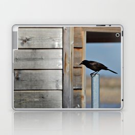 Just Stopped By Laptop & iPad Skin