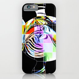 Reflective Thoughts iPhone Case