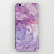 Plums and Pinks iPhone & iPod Skin