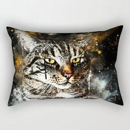 koko the cat wsstd Rectangular Pillow