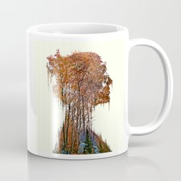 Nature Woman Coffee Mug