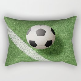 BALLS / Football Rectangular Pillow