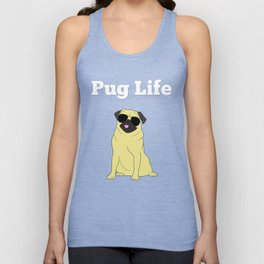 Pug Life Unisex Tank Top