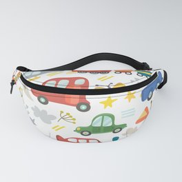 Transportation Fanny Pack