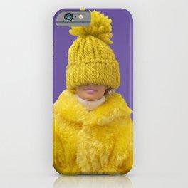 I'd rather be hibernating iPhone Case