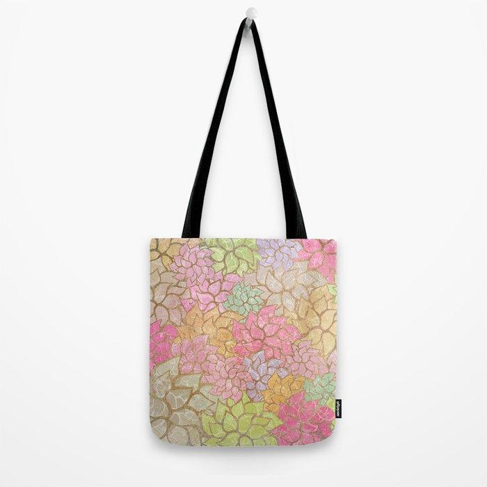 Summer Pattern #4 Tote Bag