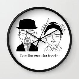 H & J Wall Clock