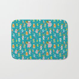 Mice Bath Mat