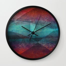 Seekers Wall Clock