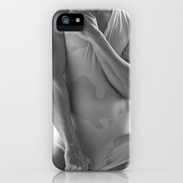 Wet T iPhone Case