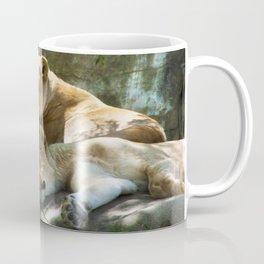 Portland Lioness Coffee Mug