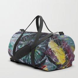 Eye in green Duffle Bag