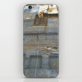 UnderConstruction001 iPhone Skin