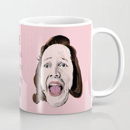 Crazy Annie Wilkes - Misery (Pink) Coffee Mug