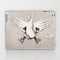 Rap Won't Save You Laptop & iPad Skin