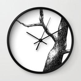 The Tree Wall Clock