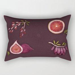 Fruits Rectangular Pillow