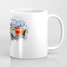 Vintage Automobile Coffee Mug