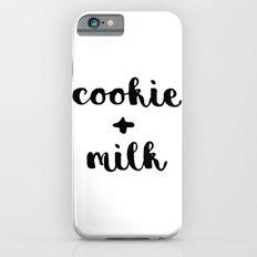 cookie+milk iPhone 6 Slim Case